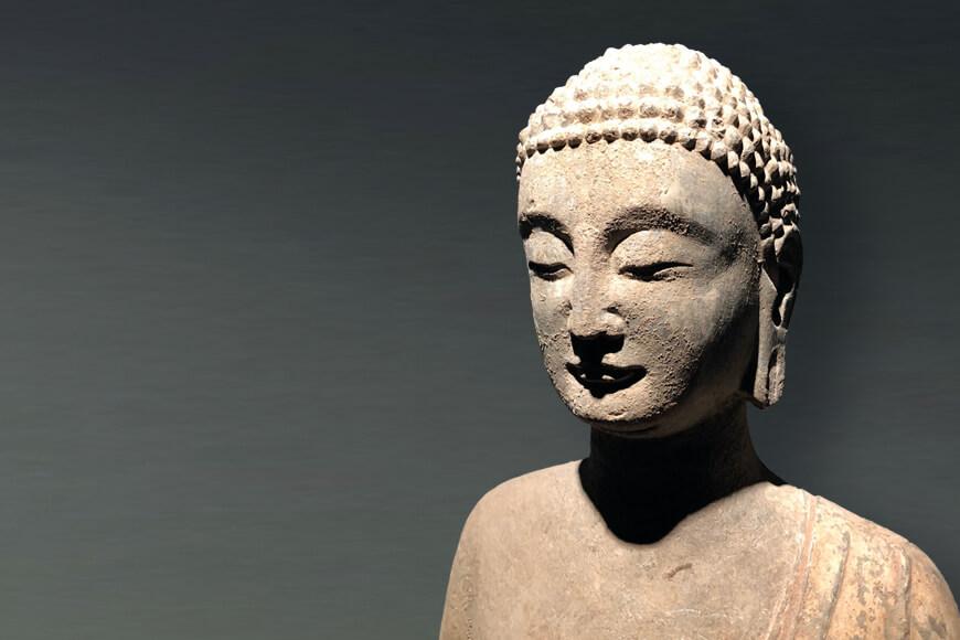 Steinbuddha